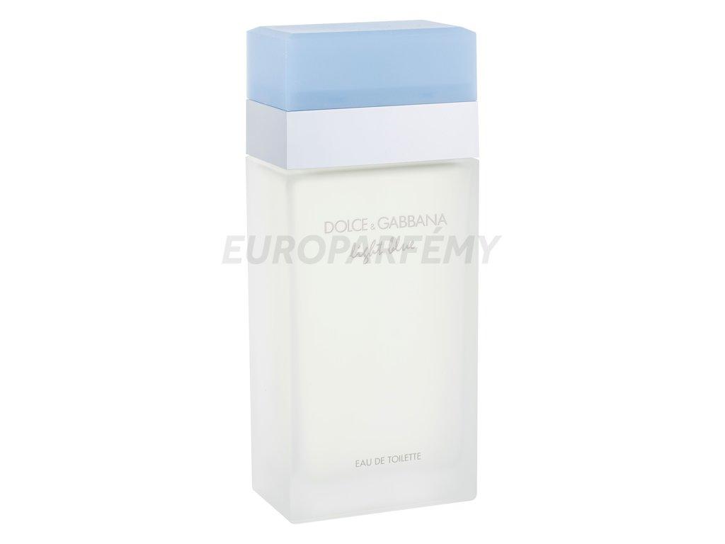 ccd788dd2 Dolce&Gabbana Light Blue toaletní voda za nejlepší cenu - EUROPARFEMY.cz