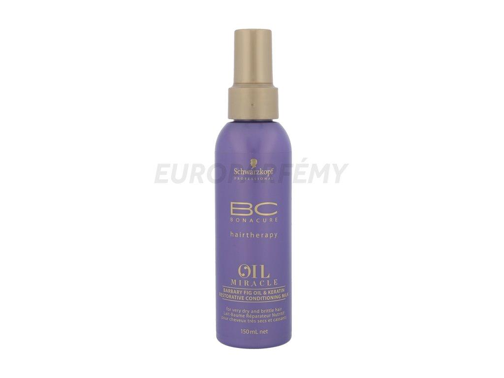 Zpevnění vlasů Schwarzkopf BC Bonacure Oil Miracle Barbary Fig   Keratin 150  ml 3289c2a221c