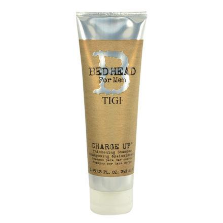 Tigi Bed Head Men Charge Up šampon pro objem vlasů 250 ml pro muže