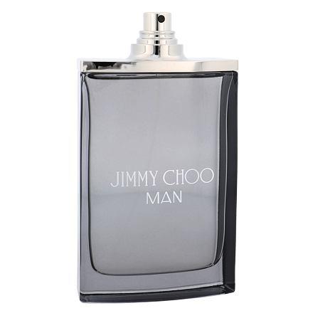 Jimmy Choo Jimmy Choo Man toaletní voda 100 ml Tester pro muže
