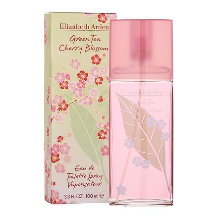 Elizabeth Arden Green Tea Cherry Blossom toaletní voda 100 ml pro ženy