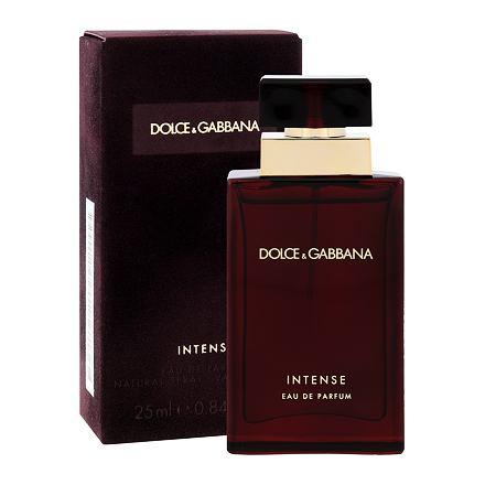 Dolce&Gabbana Pour Femme Intense parfémovaná voda 25 ml pro ženy