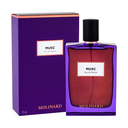 Molinard Les Elements Collection Musc parfémovaná voda 75 ml unisex