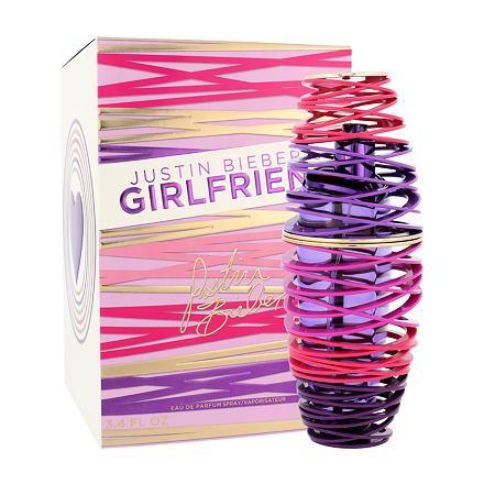 Justin Bieber Girlfriend parfémovaná voda 100 ml pro ženy