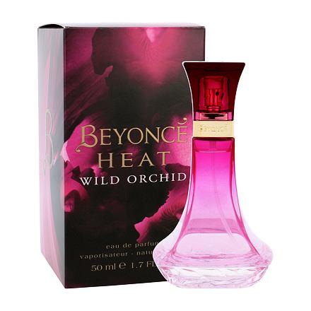Beyonce Heat Wild Orchid parfémovaná voda 50 ml pro ženy