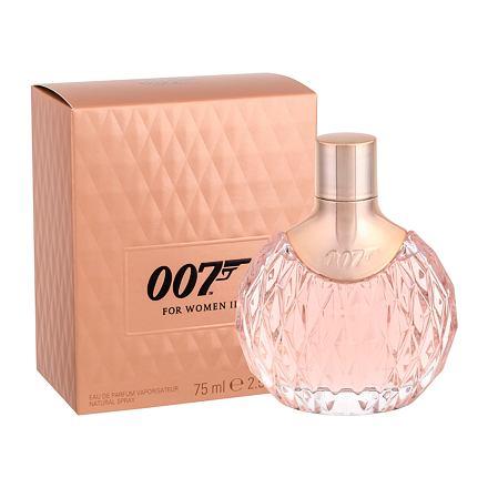 James Bond 007 James Bond 007 For Women II parfémovaná voda 75 ml pro ženy