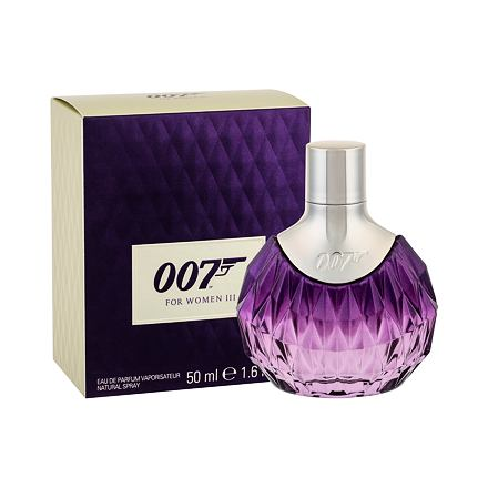 James Bond 007 James Bond 007 For Women III parfémovaná voda 50 ml pro ženy