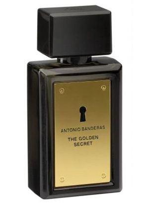 Antonio Banderas The Golden Secret toaletní voda 100 ml Tester pro muže