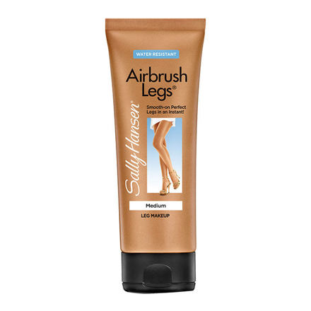Sally Hansen Airbrush Legs Fluid samoopalovací přípravek 118 ml odstín Medium pro ženy