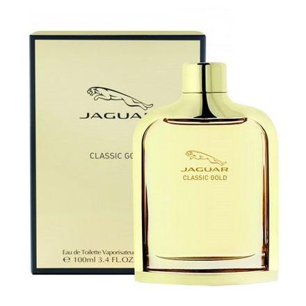 Jaguar Classic Gold toaletní voda 100 ml Tester pro muže