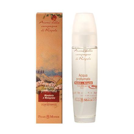 Frais Monde Almond And Pomegranate tělová voda 100 ml pro ženy