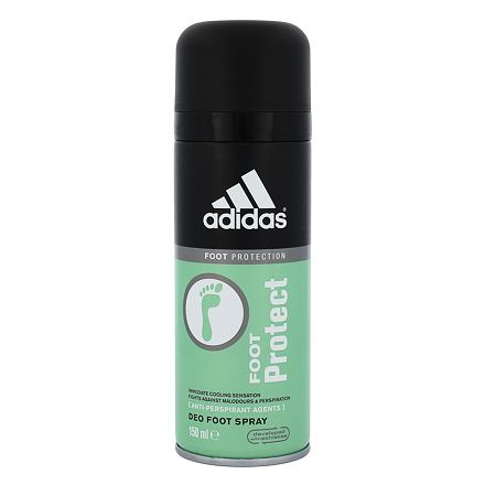 Adidas Foot Protect sprej na nohy 150 ml pro muže
