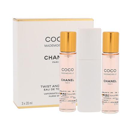 Chanel Coco Mademoiselle toaletní voda twist and spray 20 ml pro ženy