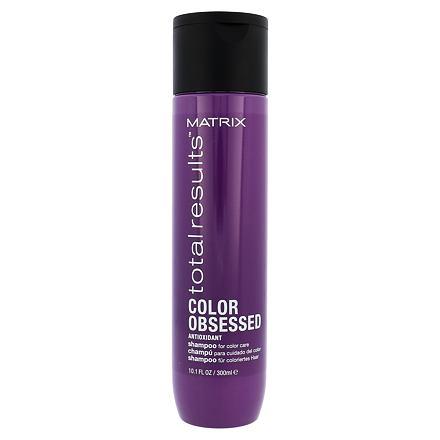 Matrix Total Results Color Obsessed šampon na barvené vlasy 300 ml pro ženy