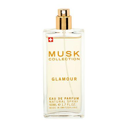 MUSK Collection Glamour parfémovaná voda 50 ml Tester pro ženy