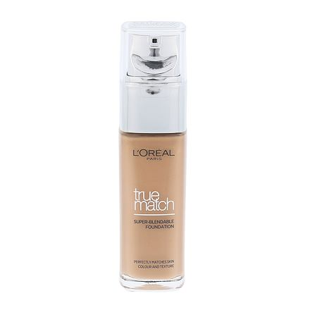 L´Oréal Paris True Match sjednocující make-up 30 ml odstín D6.5-W6.5 Golden Toffee pro ženy