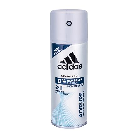 Adidas Adipure 48h deospray bez obsahu hliníku 150 ml pro muže