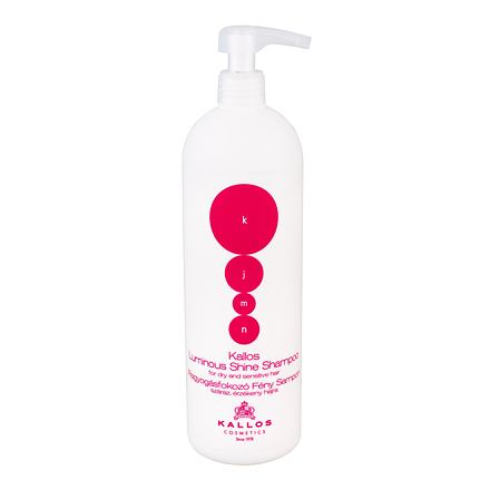 Kallos Cosmetics KJMN Luminous Shine rozjasňující šampon 1000 ml pro ženy