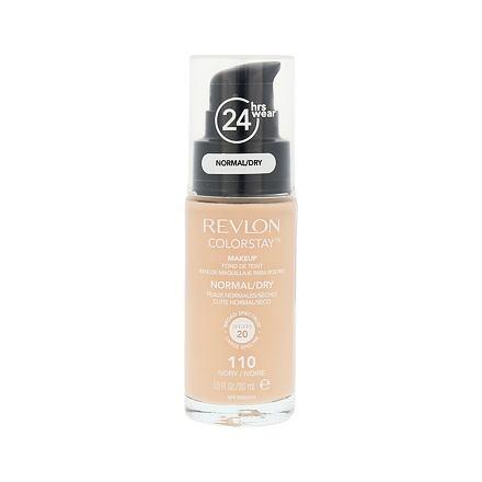 Revlon Colorstay Normal Dry Skin make-up pro normální až suchou pleť SPF20 30 ml odstín 110 Ivory pr