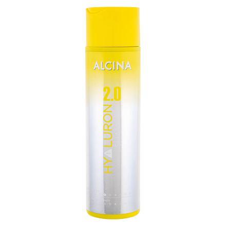 ALCINA Hyaluron 2.0 šampon pro suché vlasy 250 ml pro ženy