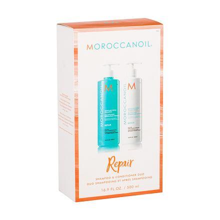 Moroccanoil Repair sada šampon 500 ml + kondicionér 500 ml pro ženy