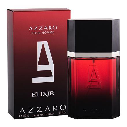 Azzaro Pour Homme Elixir toaletní voda 100 ml pro muže