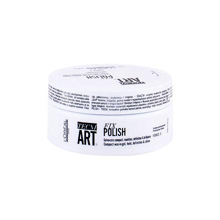 L´Oréal Professionnel Tecni.Art Fix Polish gelový vosk na vlasy 75 ml pro ženy