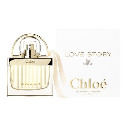 Chloe Love Story parfémovaná voda 30 ml pro ženy