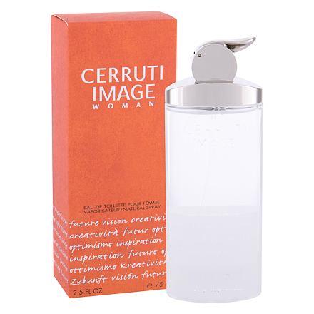 Nino Cerruti Image toaletní voda 75 ml pro ženy
