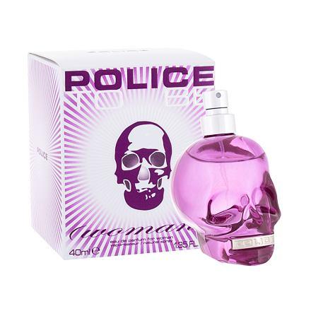 Police To Be Woman parfémovaná voda 40 ml pro ženy
