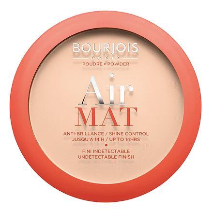 BOURJOIS Paris Air Mat kompaktní matující pudr 10 g odstín 01 Rose Ivory