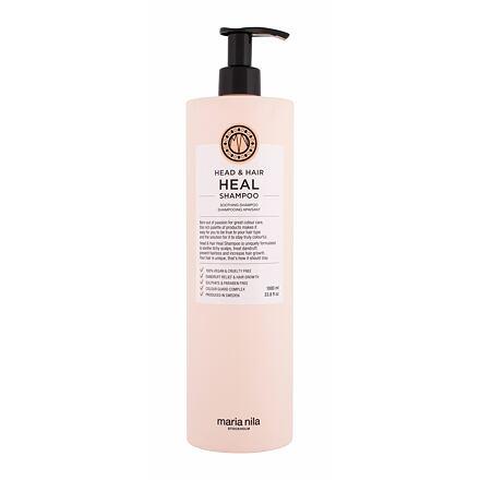 Maria Nila Head & Hair Heal šampon proti lupům 1000 ml pro ženy