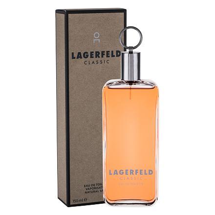 Karl Lagerfeld Classic toaletní voda 150 ml pro muže