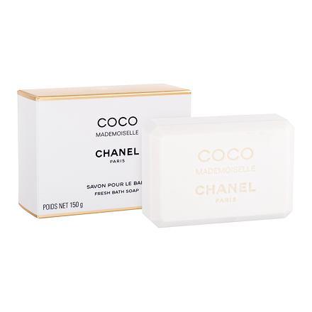 Chanel Coco Mademoiselle tuhé mýdlo 150 g pro ženy
