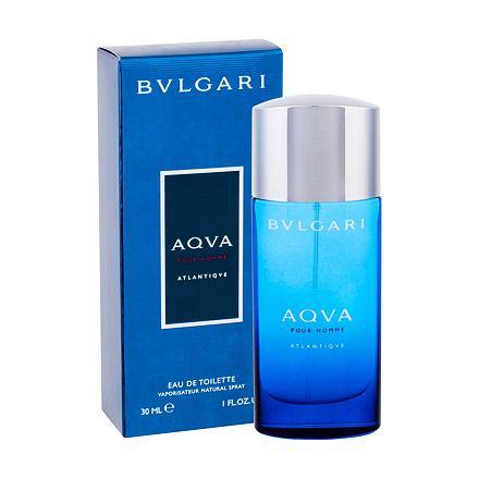 Bvlgari Aqva Pour Homme Atlantiqve toaletní voda 30 ml pro muže
