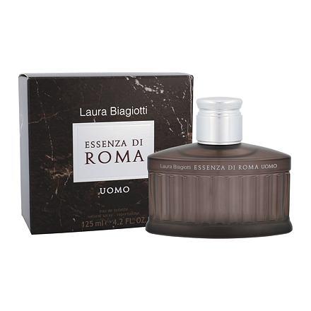 Laura Biagiotti Essenza di Roma Uomo toaletní voda 125 ml pro muže