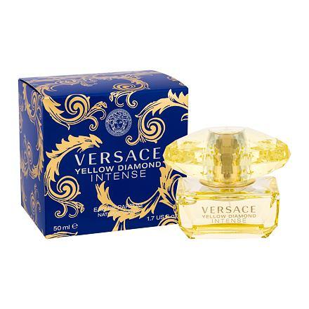 Versace Yellow Diamond Intense parfémovaná voda 50 ml pro ženy
