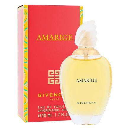 Givenchy Amarige toaletní voda 50 ml pro ženy