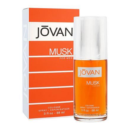 Jovan Musk kolínská voda 88 ml pro muže