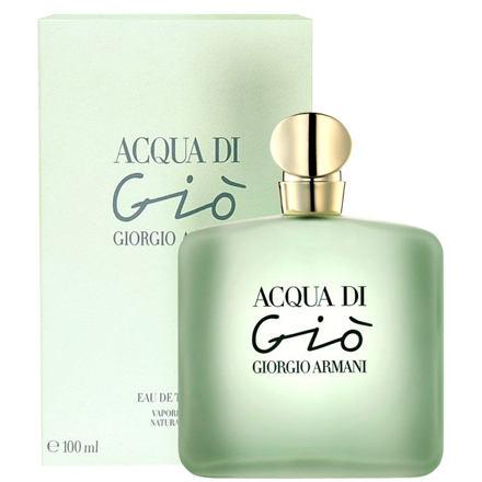 Giorgio Armani Acqua di Gio toaletní voda 100 ml Tester pro ženy
