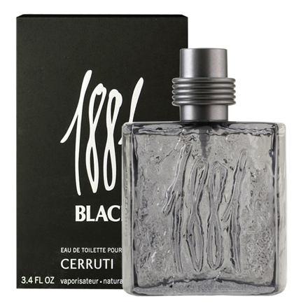 Nino Cerruti Cerruti 1881 Black toaletní voda 100 ml Tester pro muže