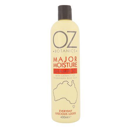 Xpel OZ Botanics Major Moisture šampon pro hydrataci vlasů 400 ml pro ženy