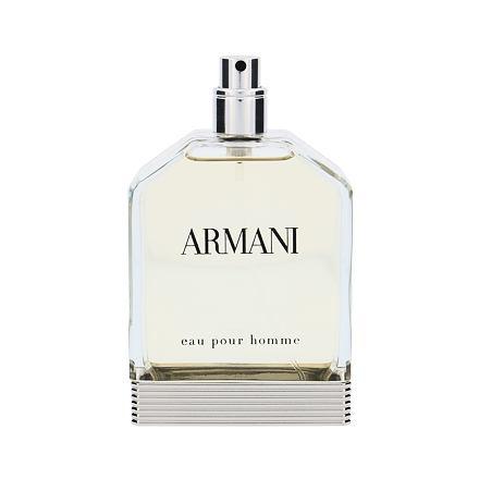 Giorgio Armani Eau Pour Homme 2013 toaletní voda 100 ml Tester pro muže