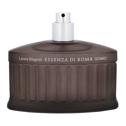 Laura Biagiotti Essenza di Roma Uomo toaletní voda 125 ml Tester pro muže