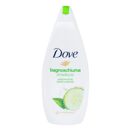 Dove Go Fresh Cucumber pěna do koupele s vůní okurky 700 ml pro ženy
