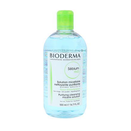 BIODERMA Sébium micelární voda pro mastnou pleť 500 ml pro ženy