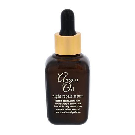 Xpel Argan Oil hydratační noční pleťové sérum 30 ml pro ženy