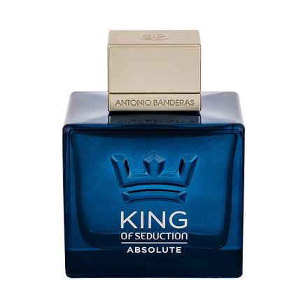 Antonio Banderas King of Seduction Absolute Collector´s Edition toaletní voda 100 ml pro muže
