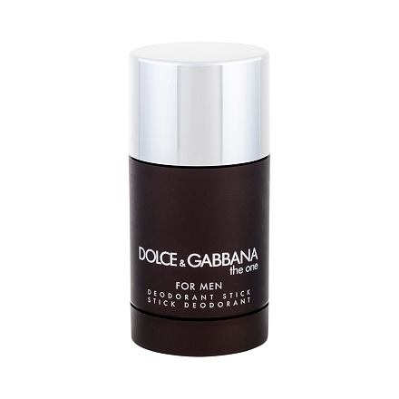 Dolce&Gabbana The One For Men deostick 75 ml pro muže