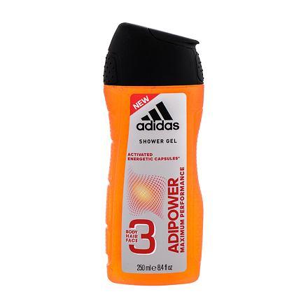 Adidas AdiPower sprchový gel 250 ml pro muže